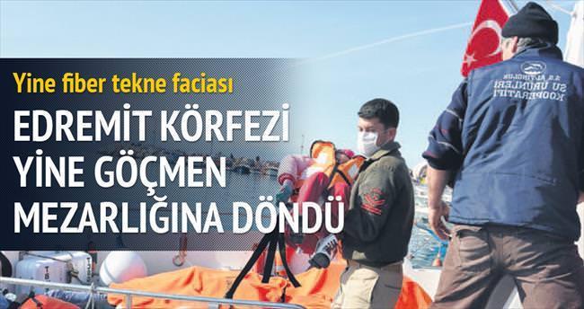 Yine fiber tekne faciası: 27 ölü