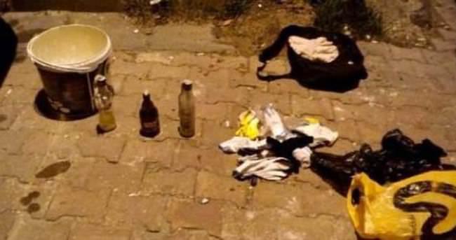 Polise saldıran 26 kişi gözaltına alındı