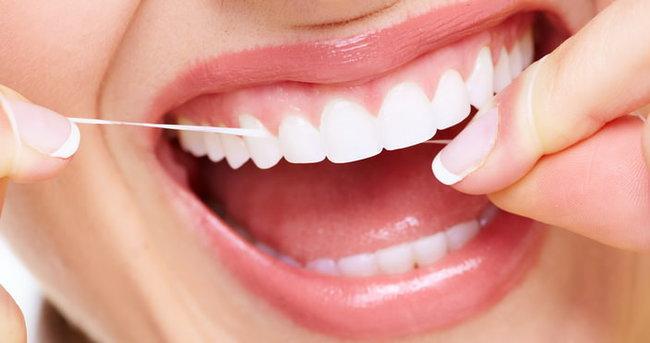 Diş ipi, bebek sahibi olma şansını artırıyor