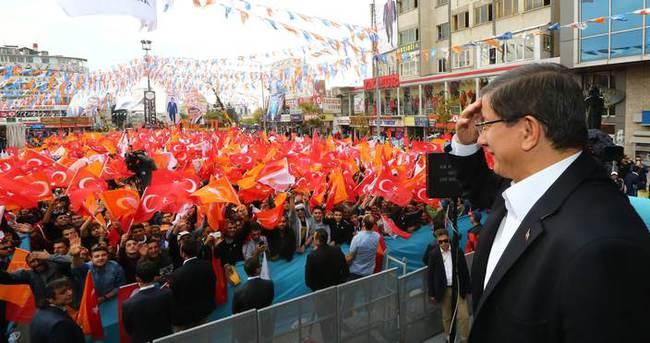 Başbakan Davutoğlu Van'a gidiyor!
