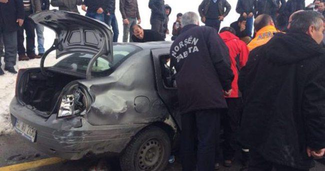 Bitlis'te feci kaza: 3 ölü