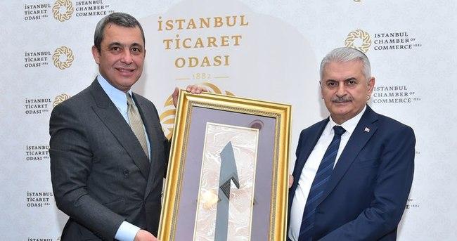 Türkiye, Küresel Lojistik Merkezi haline dönüşmeli