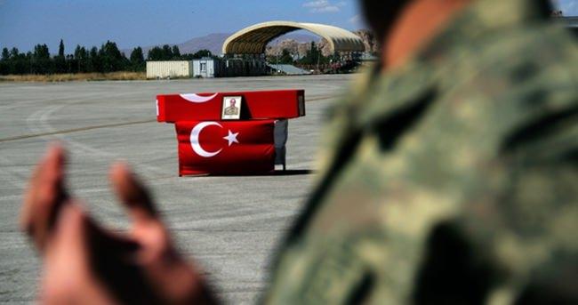 Sur'da yaralanan asker şehit oldu!