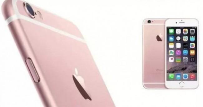 iPhone 5se pembe renkle geliyor