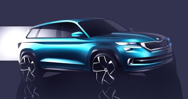 Skoda'nın SUV modeli yüzünü göstermeye başladı