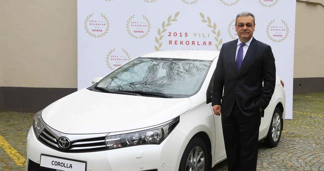 Toyota, Türkiye'de hedefi büyüttü