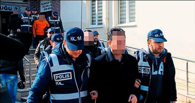 FETÖ'ye finansman sağlayanlar gözaltında