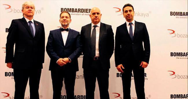 Bombardier'den 100 milyon $'lık yatırım