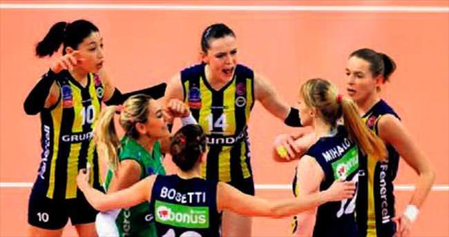 Fenerbahçe turu kolayladı