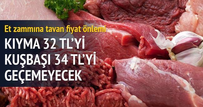Et fiyatları yüzde 10 düşecek