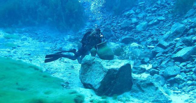 'Doğal akvaryum' gözdeleri oldu