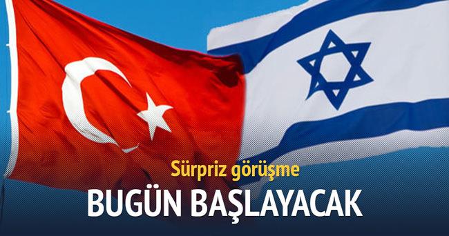 İsrail'le normalleşme görüşmeleri bugün İsviçre'de yapılacak