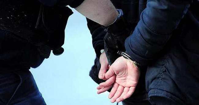 Hırsızlık yapan şahıslar suçüstü yakalandı
