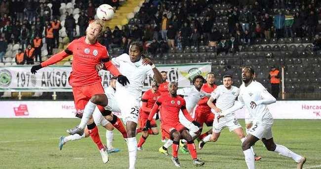 Akhisar - Galatasaray maçı Atv canlı izle