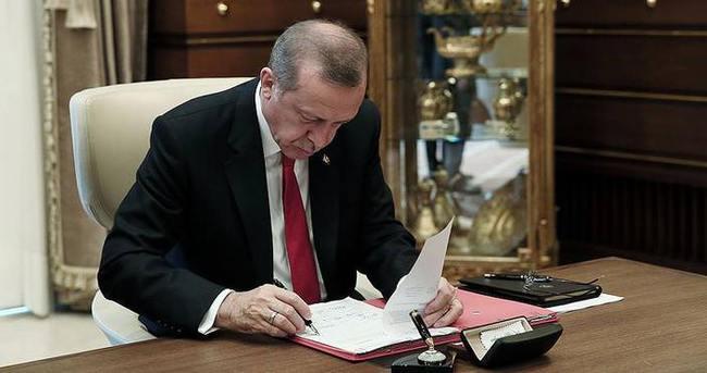 Cumhurbaşkanı Erdoğan Gelir Vergisi Kanunu'nu onayladı
