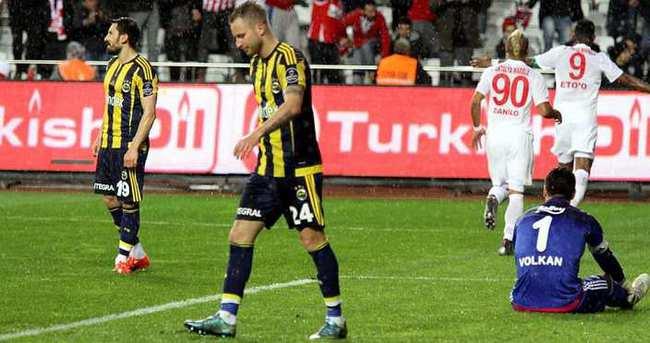 Fenerbahçe'ye karşı imada bulunmadık