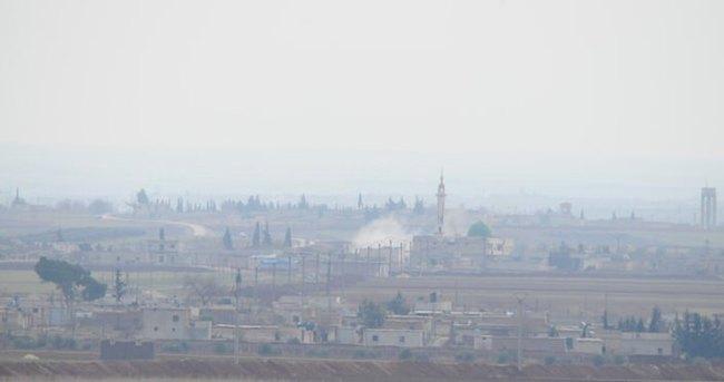 Kilis sınırında IŞİD ile muhalifler arasında çatışma