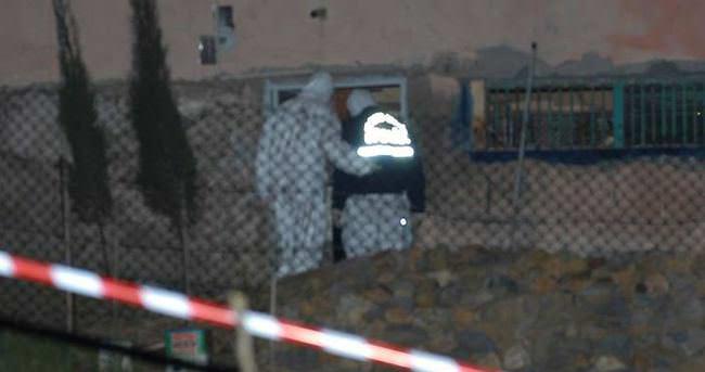Katil zanlıları sınır kapısında yakalandı