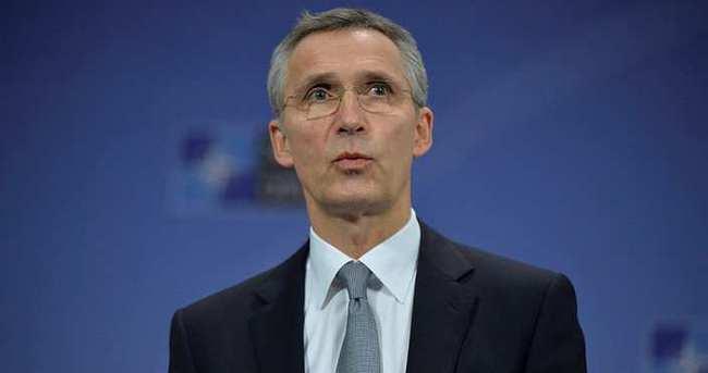 Stoltenberg: Rusya'nın bombardımanı çözümü baltalıyor