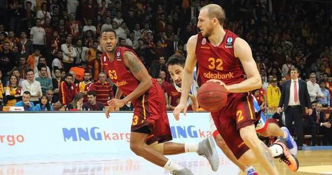Galatasaray Avrupa'da son 16'da