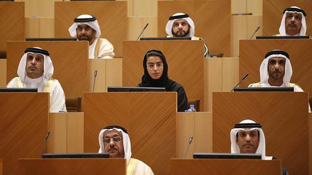 Birleşik Arap Emirlikleri'nde kabine değişikliği