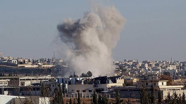 'Halep ve çevresindeki krizin sebebi Rusya'nın hava saldırılarıdır'