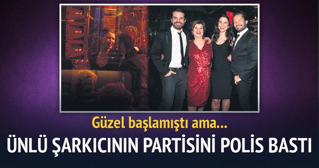 KENAN DOĞULU'NUN PARTİSİNE POLİS BASKINI