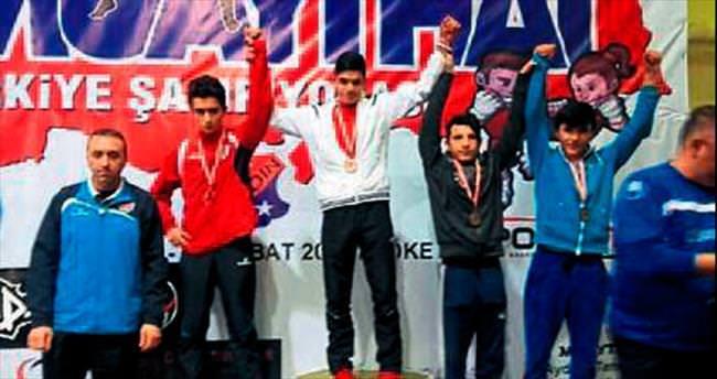 Alkayış Türkiye Şampiyonu oldu