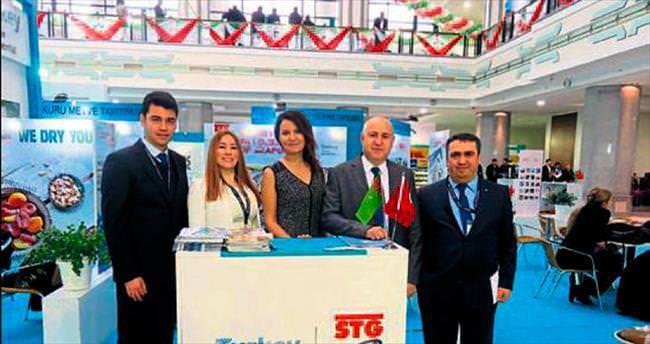 STG, tanıtım için Türkmenistan'da