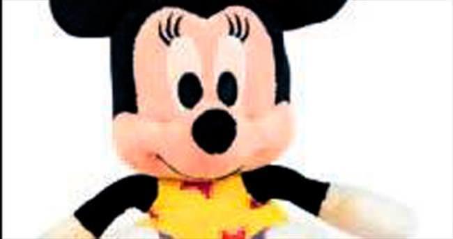 Minnie ve Mickey Mouse ürünleri BİM'de