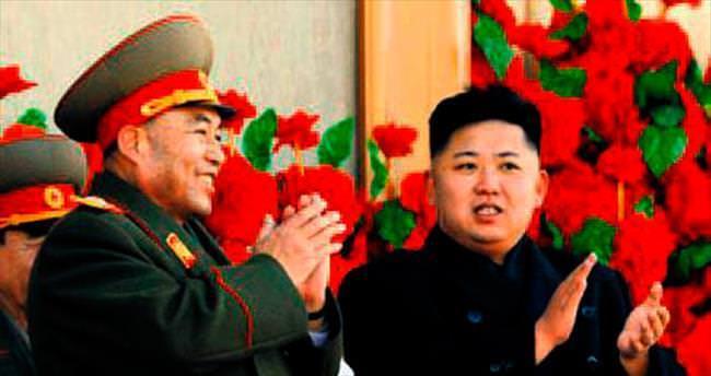 Kim, genelkurmay başkanını idam ettirdi