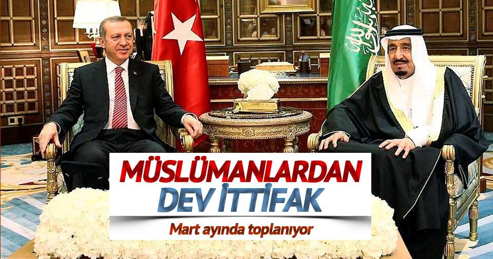 İslam ülkeleri koalisyonu toplanıyor