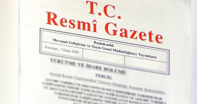 HSYK'ya ait atama kararı Resmi Gazete'de yayımlandı