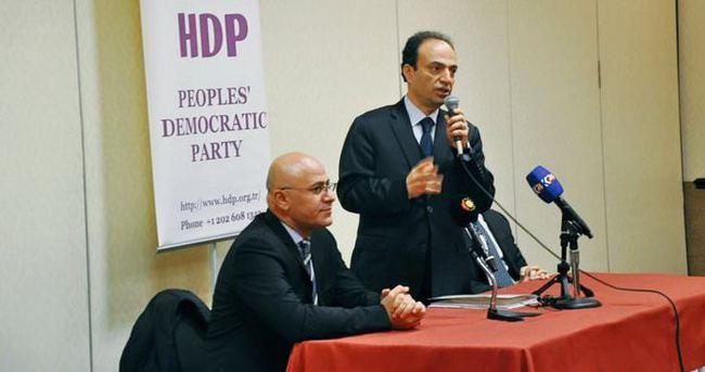 HDP'li vekiller ABD'de Türkiye'yi şikayet etti