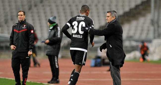 Beşiktaş'tan Marcelo atağı