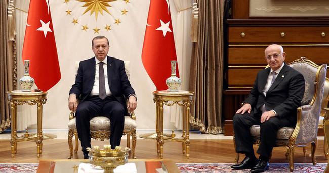 Cumhurbaşkanı Erdoğan, Meclis Başkanı Kahraman'ı ziyaret edecek