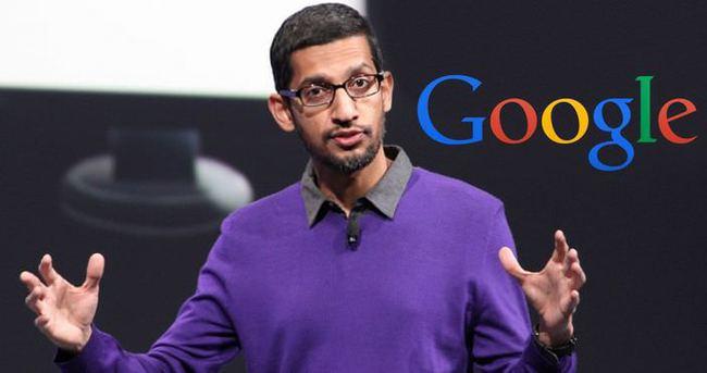 Google patronunun serveti netleşti
