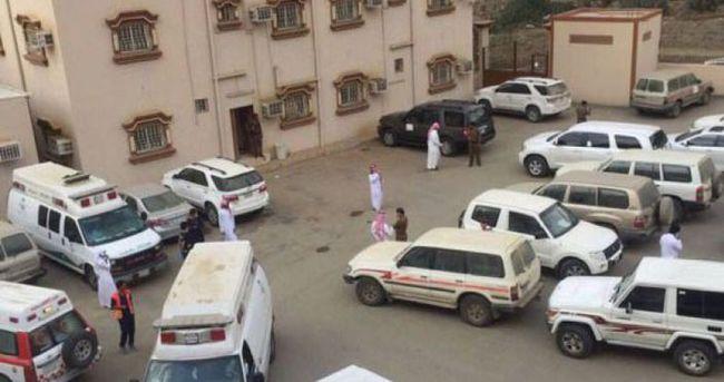 Suudi Arabistan'da saldırı: 6 ölü