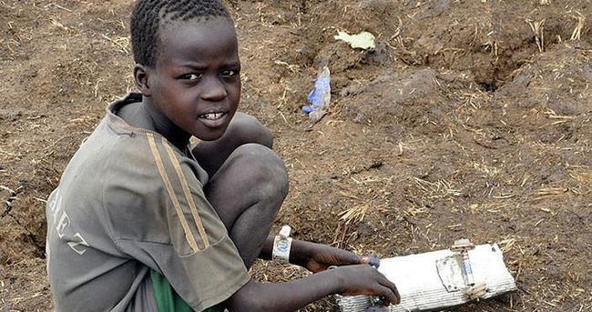 Etiyopya 'açlık kriziyle' karşı karşıya