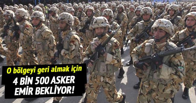 Irak ordusu Musul'u geri almak için ilk adımı attı!
