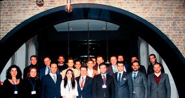 TÜGİAD üyeleri 8'inci TBN etkinliğinde buluştu