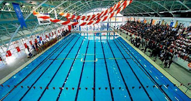 Çayırova'ya olimpik yüzme havuzu geliyor