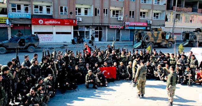 Cizre'de operasyonlar bitti temizlik başladı