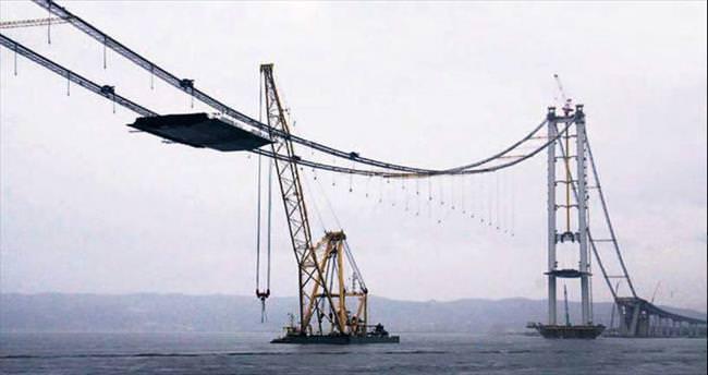 Körfez Geçiş Köprüsü mayısta açılacak