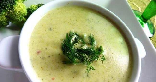 Kıymalı Brokoli Çorbası Nasıl Yapılır?