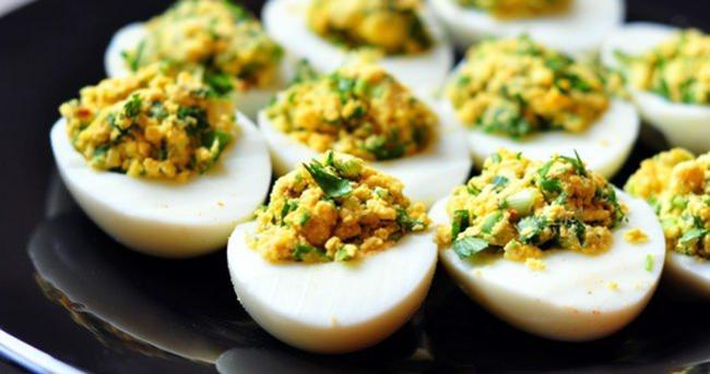 Yumurta Dolması Nasıl Yapılır?