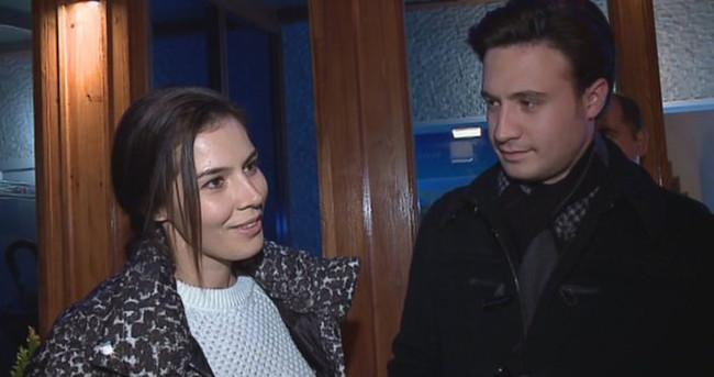 Burak Sağyaşar'dan eşi Hatice Şendil'e torpil yok