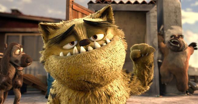 Sen neymişsin be Kötü Kedi Şerafettin!