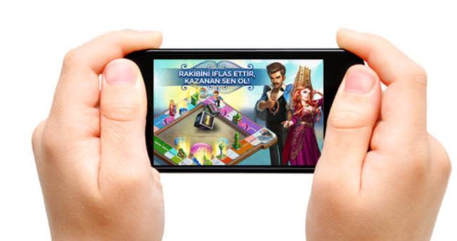 Oyun sektörü mobil oyunlarla büyüyor
