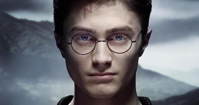 Evli ve çocuklu Harry Potter